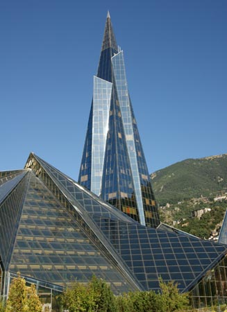 Caldea, Andorra