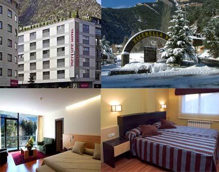 Alojamento em Andorra