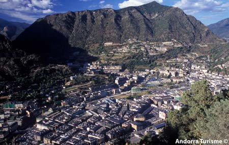 Andorra-a-Velha, Principado de Andorra