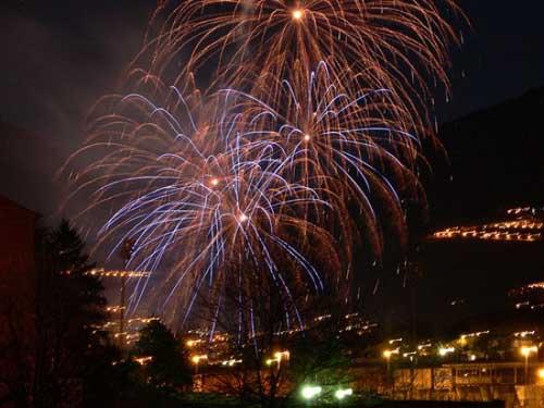 Festas em Andorra