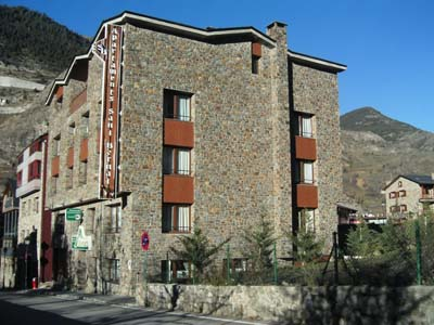 Apartaments Sant Bernat, Canillo