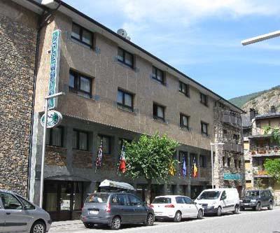 Aparthotel Casa Vella, Ordino
