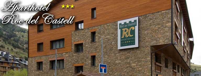 Aparthotel Roc Del Castell, Canillo