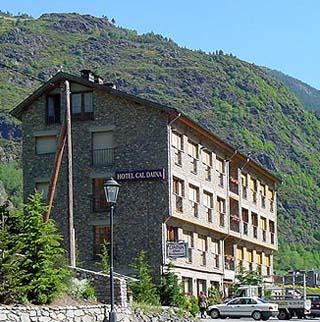 Hotel Antic, Ordino
