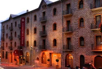 Hotel I Termes Carlemany, Escaldes-Engordany