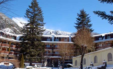 Hotel Coma, Ordino