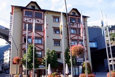 Hotel Font, La Massana