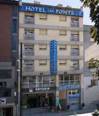 Hotel Les Fonts, Andorra la Vella