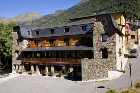 Niunit Hotel Ordino, El Serrat