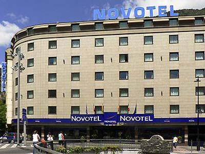 Novotel Andorra, Andorra la Vella