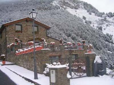 Hotel Parador de Canolich, Bixessarri