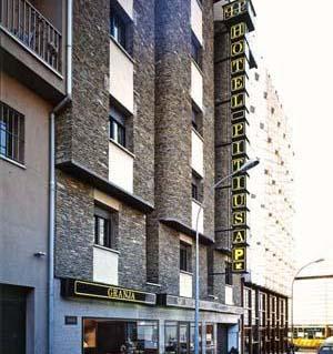 Hotel Pitiusa, Andorra la Vella