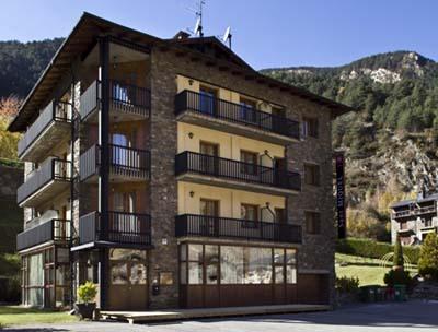 Hotel Sant Miquel, Ordino