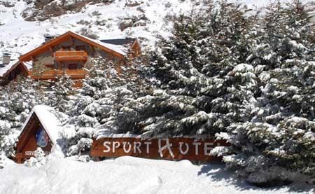 Sport Hotel, Soldeu
