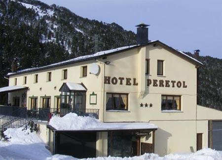 Hotel Peretol, Bordes d´Envalira