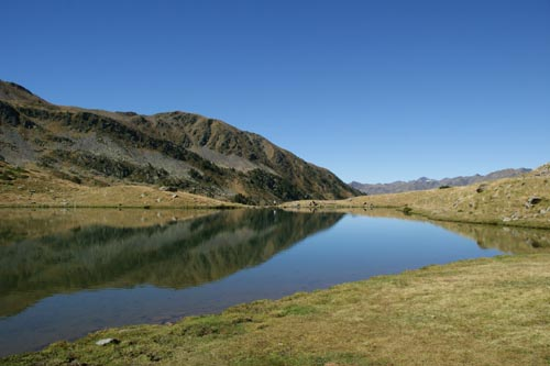Lago Estany, Ordino, Andorra
