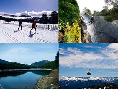 O que Fezer em Andorra