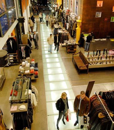 Lojas em Andorra