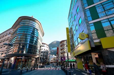 Andorra-a-velha Turismo
